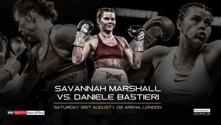 Savannah Marshall