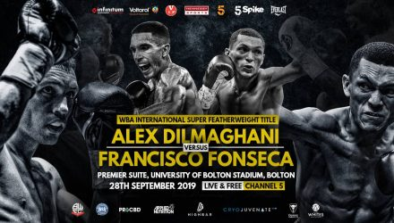 Alex Dilmaghani vs Francisco Fonseca