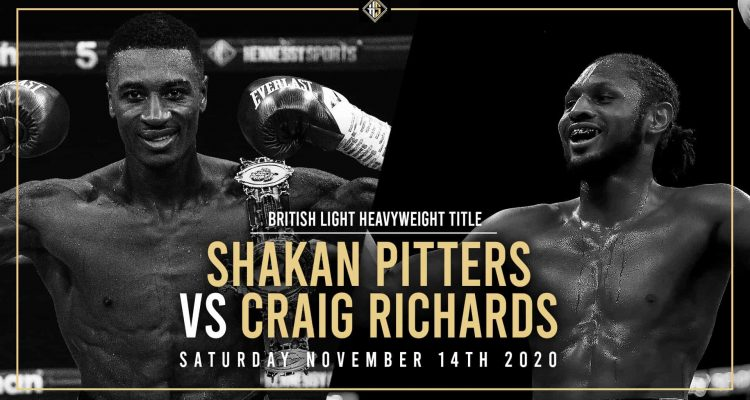 Pitters vs Richards