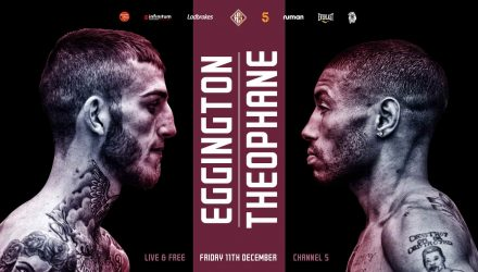Sam Eggington vs Ashley Theophane