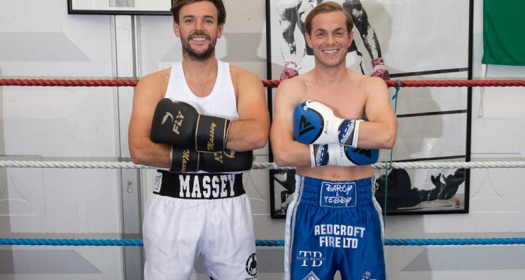 Sammy Cantwell and Nathan Massey