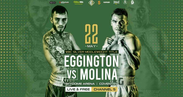 Eggington vs Molina