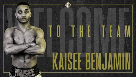 Kaisee Benjamin - welcome to the team